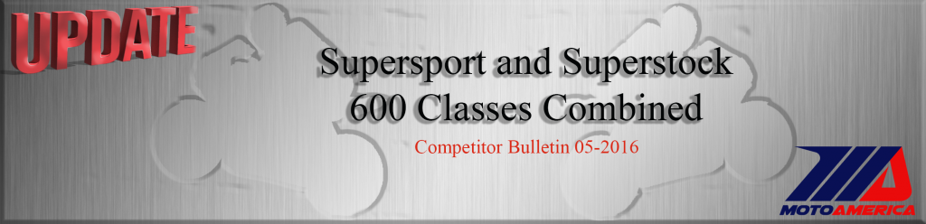 Supersport Classes combined